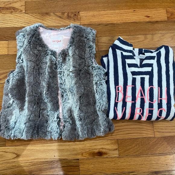 Bundle of 2 Stylish Girls Outerwear